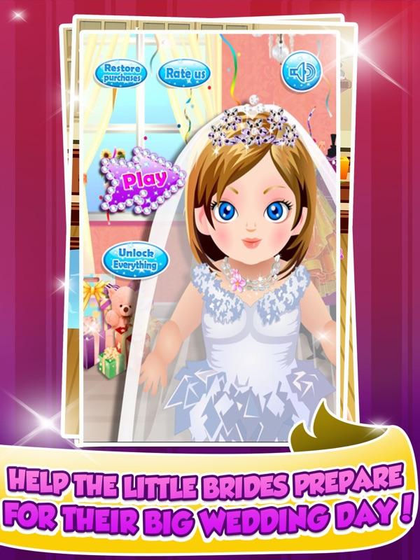 Wedding Salon Spa Makeover Make Up Games Online Game Hack