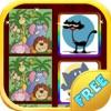 动物记忆游戏为孩子 - 动物记忆