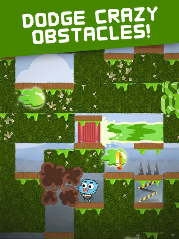 Super Slime Blitz tablet App screenshot 1