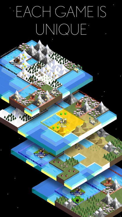 The Battle of Polytopia screenshot-4