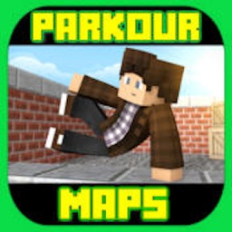 Parkour Maps for Minecraft PE - Best Database Maps for Minecraft Pocket Edition