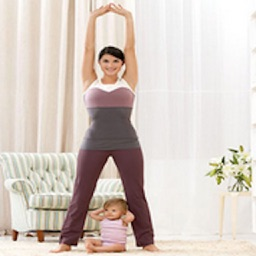 Post Pregnancy Workouts Lite – Lose Belly Fat with Body Weight Exercises