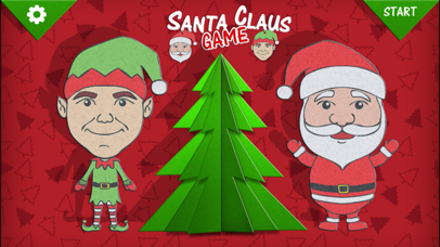 Santa Claus Game - Crazy Catcher Skill Games