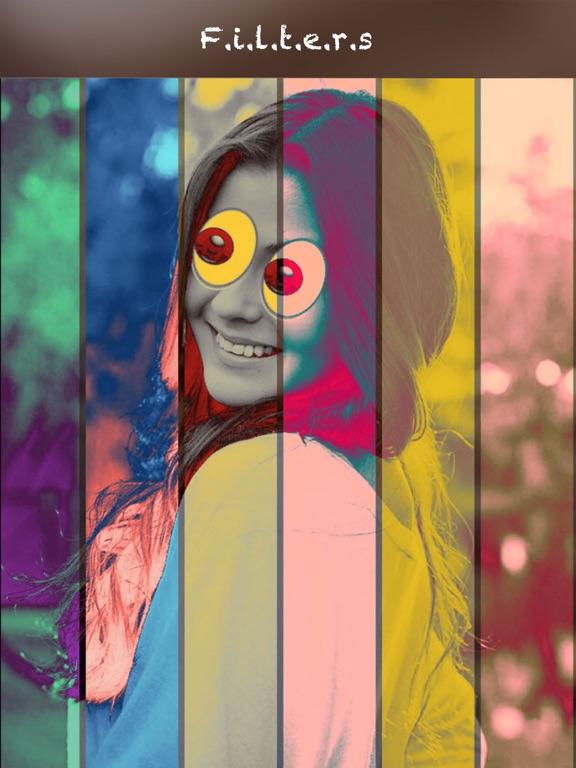 Screenshot #4 for Emoji Camera - unique filters