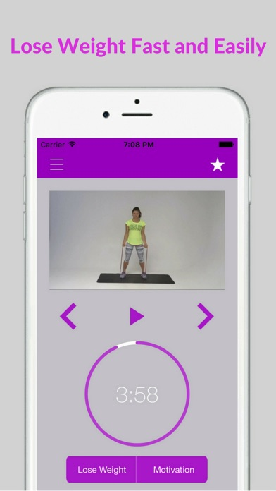 Resistance Band Workout Trainer Exercises Training screenshot two