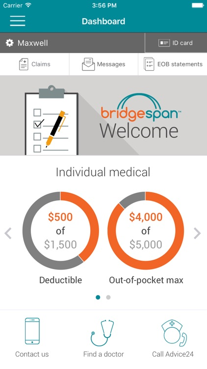 BridgeSpan Health Insurance
