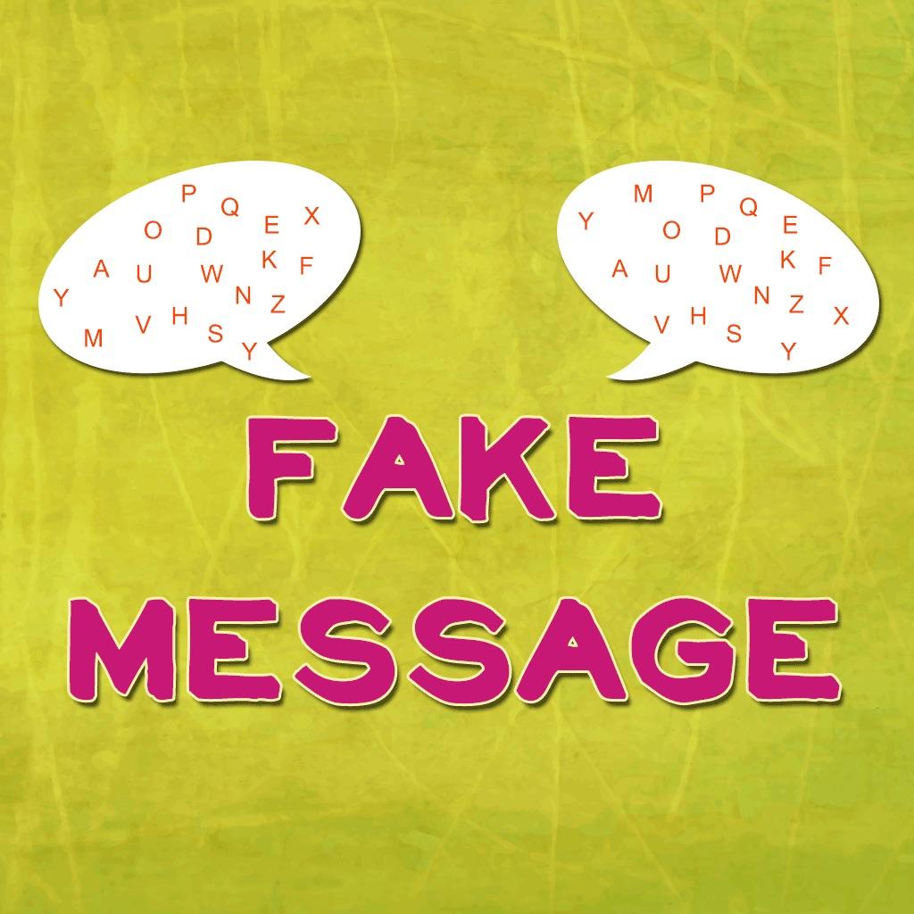 Fake Message - Make Prank Message, Spoof SMS, Prank