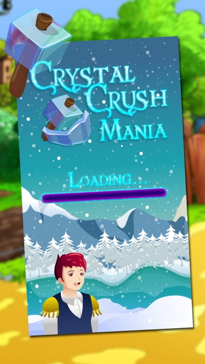 Crystal Crush Mania