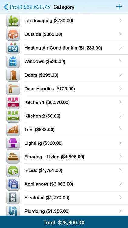 Real Estate Flip - Investing Calculator screenshot-3