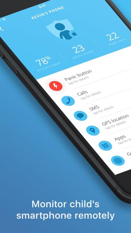 mSpy Lite - Phone tracker app