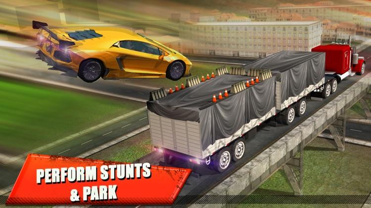 Extreme Car Stunt Parking 2016