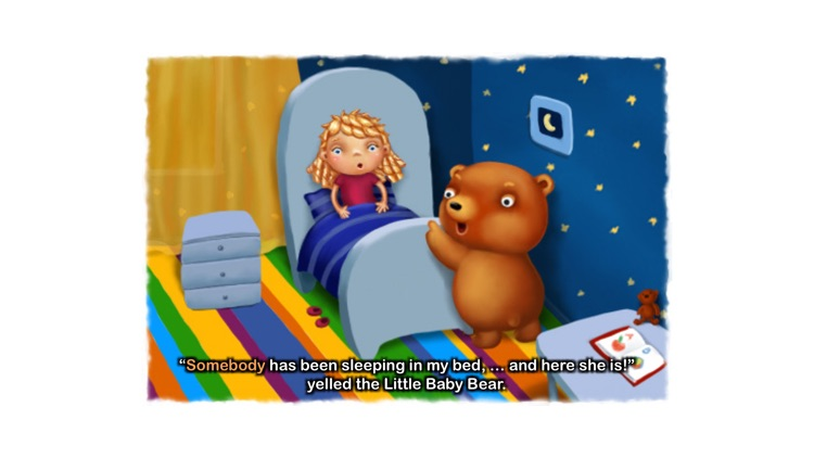 Goldilocks and the Three Bears screenshot-4