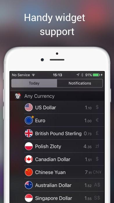 Currency Converter By Neklo Screenshot