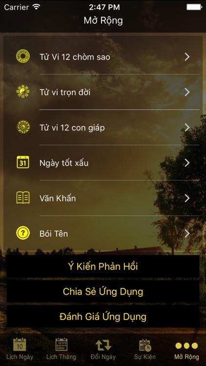 Lịch Vạn Niên Plus - Pro screenshot-3