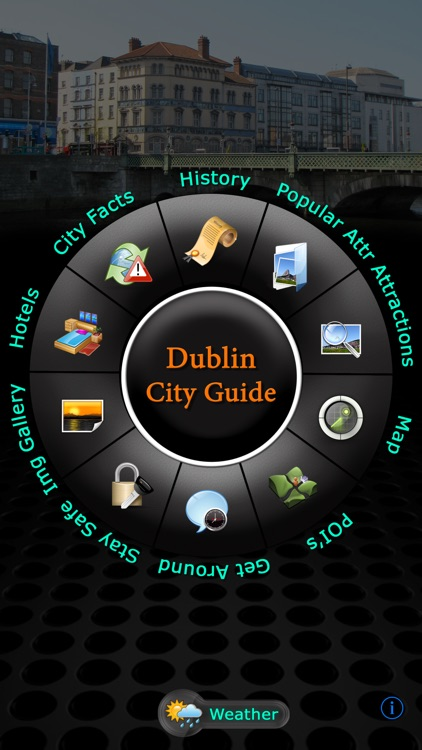 Dublin Offline Map Travel Guide