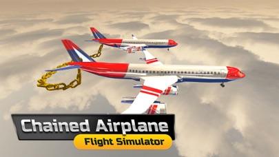 Chained Airplane Game screenshot 5