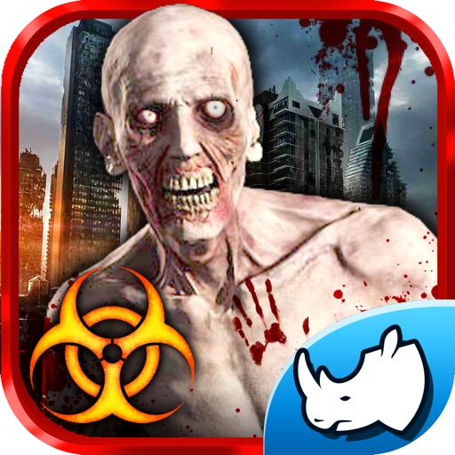 Zombie Plague Overkill Combat! iOS App