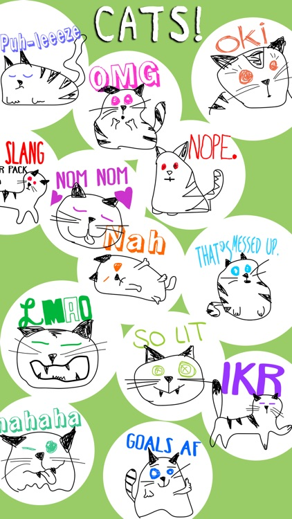 Cat Slang screenshot-1