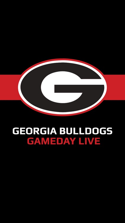 Georgia Bulldogs Gameday LIVE screenshot-0