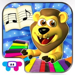 Piano Band - Play and Learn Popular Children Songs