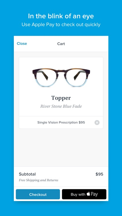 Glasses by Warby Parker screenshot-4