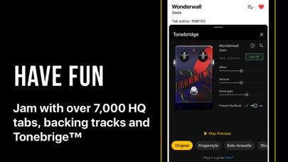 Ultimate Guitar: Chords & Tabs app image