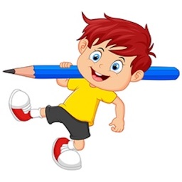Kids Pic Art Drawing Designing-A Baby Nursery Drawing Pad