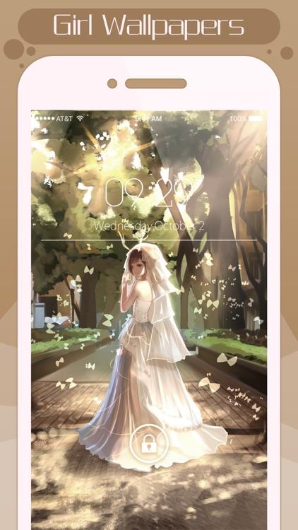 Girls Wallpapers Pro - Girly Cute Backgrounds screenshot-4