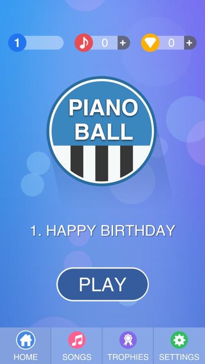 Piano Ball ! screenshot-4