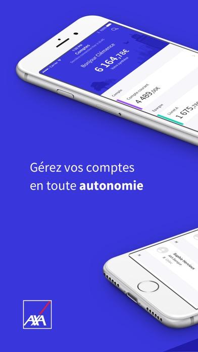 Telecharger Axa Banque Pour Iphone Ipad Sur L App Store Finance