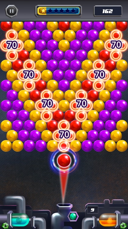 Power Pop Bubble Shooter Mania screenshot-3
