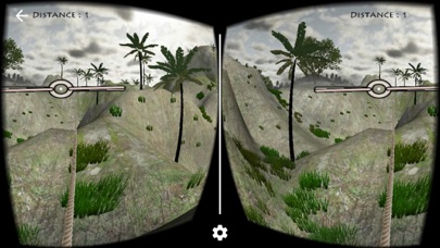 Rope Crossing Adventure For Vrtual Reality Glasse 2
