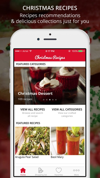 Delicious Christmas Recipes | Cook And Learn Guide