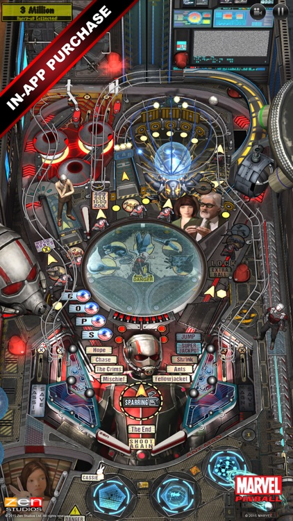 Marvel Pinball screenshot-3