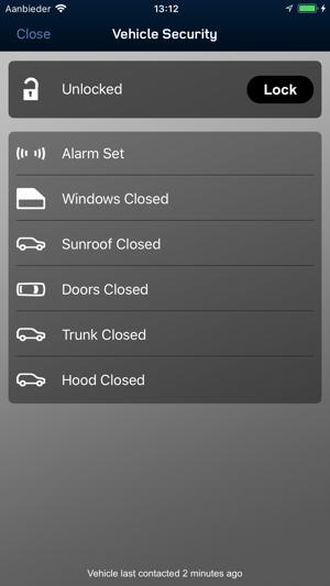 land rover incontrol remote on the app store. Black Bedroom Furniture Sets. Home Design Ideas