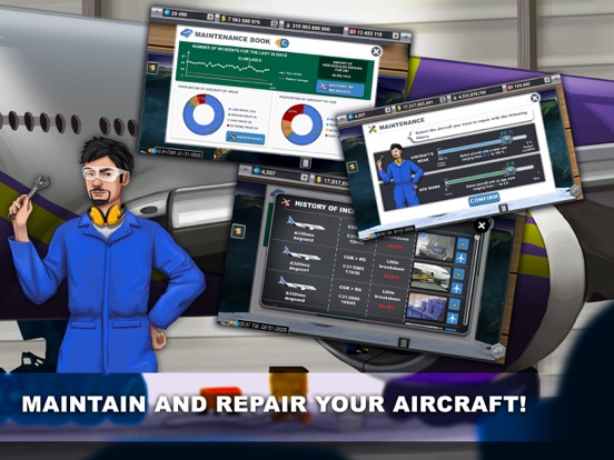 Скачать Airlines Manager : Tycoon 2018