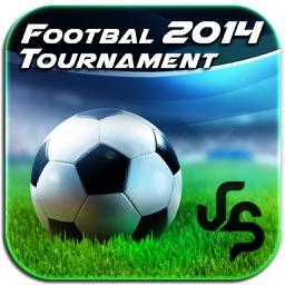 Play REAL FOOTBALL TOURNAMENT 2014