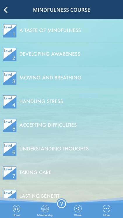 MindPilot: Mindfulness Course & Meditation screenshot-3