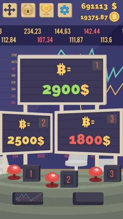 Bitcoin mining: life simulator-1