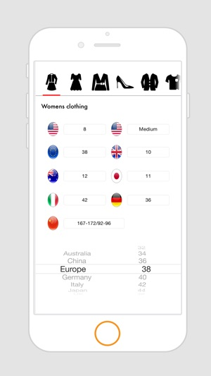 Size Converterfull Ver On The App Store