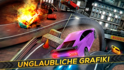 Real Auto Speed 3D . Rennen Spiel Racing KostenlosScreenshot von 2
