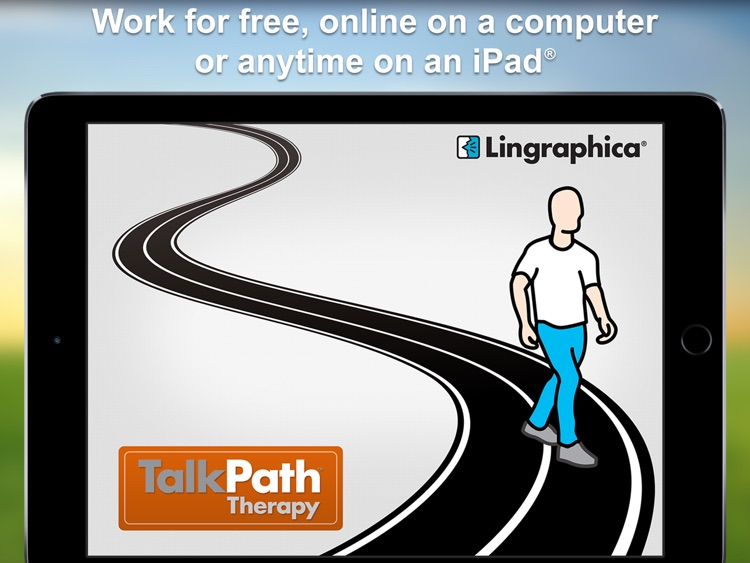 Lingraphica TalkPath Therapy screenshot-3