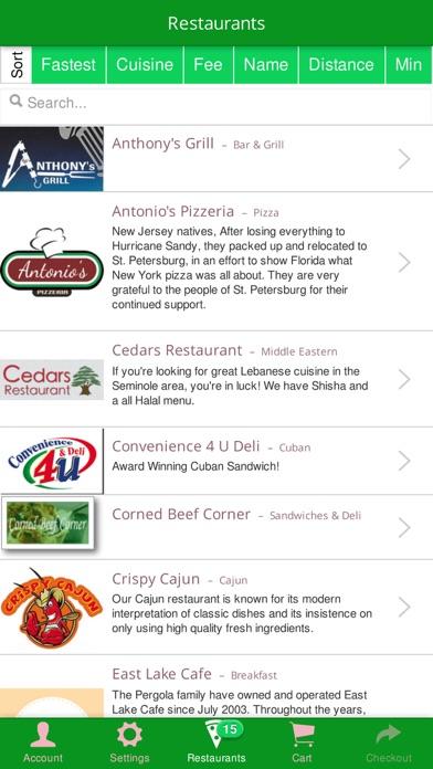 Food FroggerScreenshot of 1