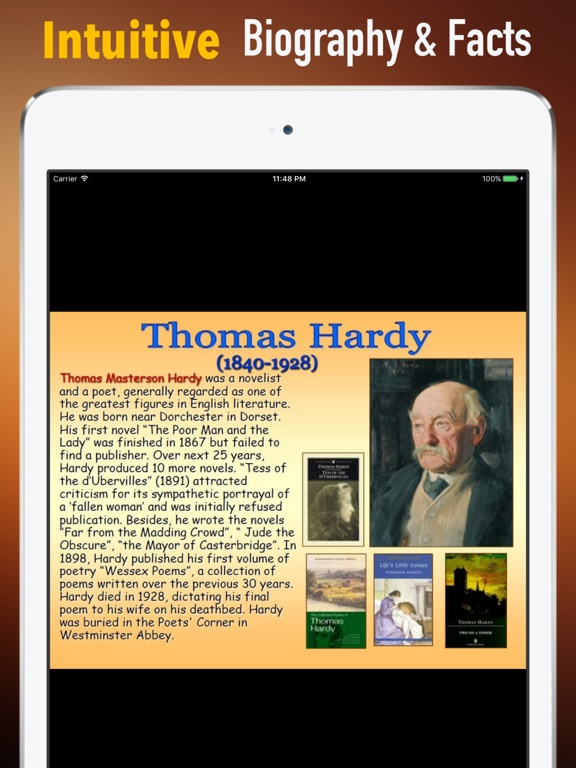 biography of thomas hardy essay Thomas hardy was born in higher bockhampton, dorset, england on june 2, 1840, the eldest son of thomas hardy and jemima (hand) hardy his father was a stonemason and builder his mother passed on her love of reading and books to her son hardy had somewhat of an isolated life on the open fields of the region.
