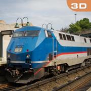 行驶在城际列车2016