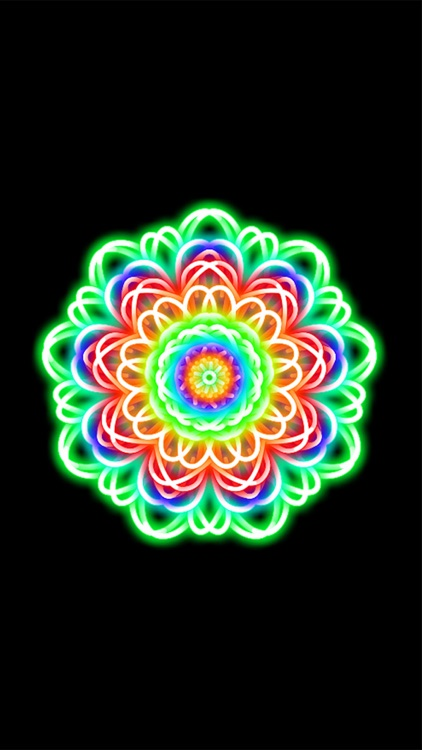 Kaleidoscope Drawing Pad screenshot-2