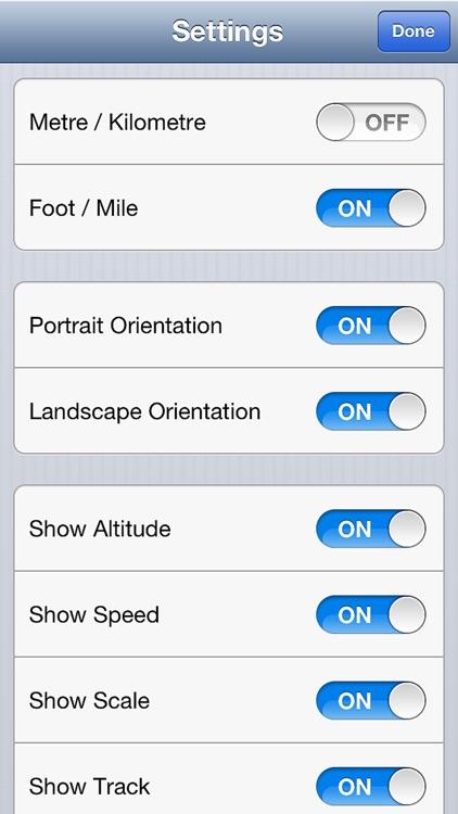 Offline Map & GPS Navigator screenshot-4