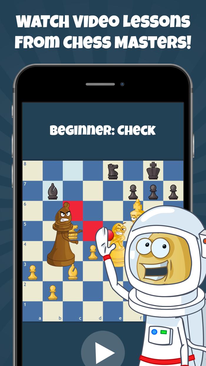 Chess for Kids - Play & Learn Screenshot