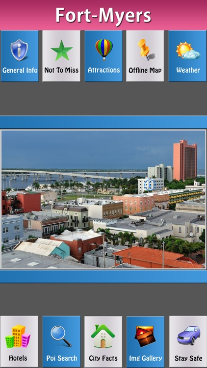 Fort Myers City Travel Explorer