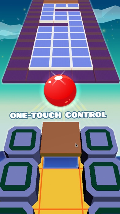 Red Ball Tower - Tap To Jump Endless Game-0